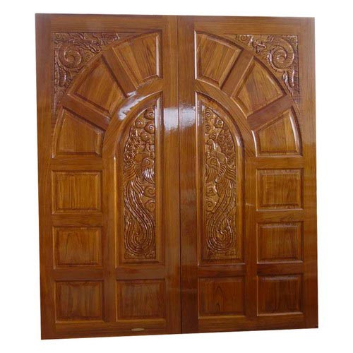 Stylish home design ideas classic wood doors designs for Door design in pakistan