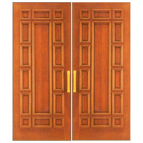 DESIGNS OF WOODEN DOORS